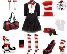 Cat In The Hat Costume Dr Seuss Halloween Costumes For The Whole Family Time For The