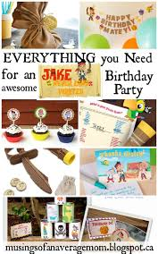 jake and the neverland pirates birthday invites musings of an average mom free printable jake party