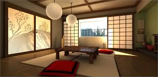 Interior Design Room Architecture Apartment Condo House Wallpaper - Interior design japanese style