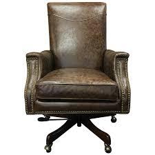 Leather Desk Chair by Viyet Designer Furniture Office Hooker Kerala Periyar