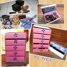 diy cosmetic organizer and jewelry box using bdj box