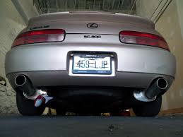 lexus sc300 exhaust for sale my attempt to duplicate fireball mega look page 4 clublexus