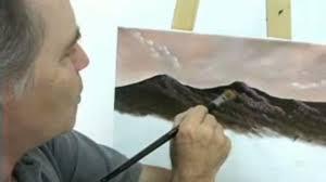 aquarelle facile magazine comment peindre des montagnes et des sapins dessin art musique