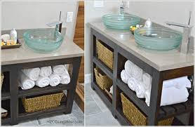 Build Bathroom Vanity 10 Diy Bathroom Vanity Designs You Will Admire