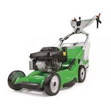 mb 755 ks aluminium lawn mower with kawasaki engine