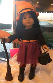 modern witch costume arts and crafts for your american doll witch costume for