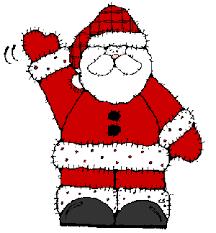 animated santa animated santa gif transparent png file santa
