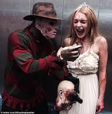 Kids Freddy Krueger Halloween Costume Floyd Mayweather Jnr Gary Lineker Nicole Scherzinger