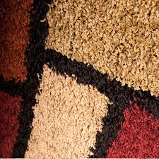 orian rugs shag streetfair multi colored area rug or runner