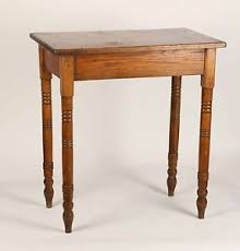 Antique Sofa Tables by Small Antique Table Ebay