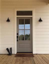 Door Exterior Farmhouse Porch Front Door Pinteres