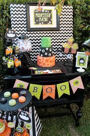 halloween monster mash party creative juice googly eyes boo