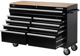 Tool Cabinet Wood Husky 52