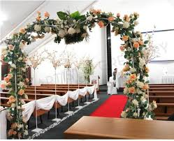 Wedding Arch Greenery For Hire Wedding Arch For Hire Perth Australia Decorated With