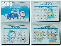 Kalender 2018 Hari Libur Indonesia Kalender 2018 Kalender Meja Kalender Indonesia Tangerang
