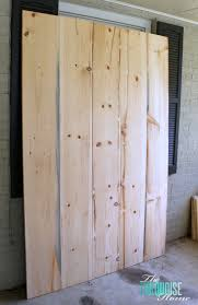 Where To Buy Interior Sliding Barn Doors by Diy Barn Doors The Turquoise Home