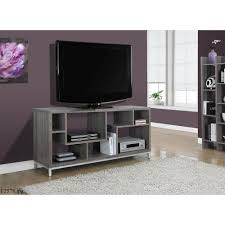 Outdoor Entertainment Center by Monarch Dark Taupe Storage Entertainment Center I 2517 The Home
