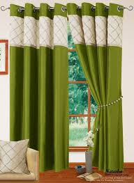 Navy And Green Curtains Lime Green Curtains Interior Design