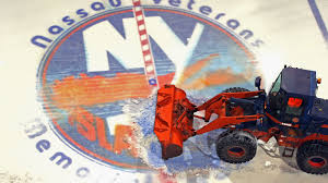 photos nassau coliseum ice removed for the final time