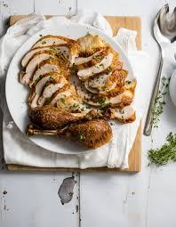 maple bourbon tamarind roast thanksgiving turkey cooking and