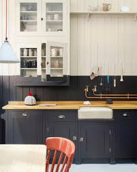 stunning kitchen designs with two toned cabinets stunning kitchen designs with 2 toned cabinets black white copper kitchen