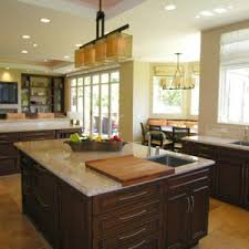 astounding transitional kitchen type featuring white wooden color