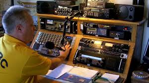 Ham Radio Business Cards Templates Working K6h Special Event Ham Radio Station On The Set Of