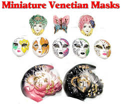 wall masks miniature venetian wall masks with free venice postcards