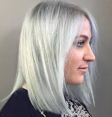 high lighted hair with gray roots 40 hair сolor ideas with white and platinum blonde hair
