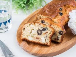 recette de cuisine cake cake salé aux olives fêta et basilic recette facile la cuisine