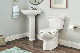 actifresh toilet from american standard proven to effectively