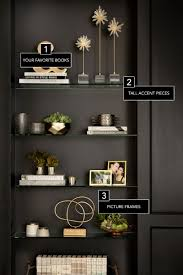 6 secrets to a perfectly styled bookcase decoration shelves and