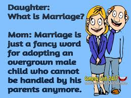 wedding quotes jokes what is marriage joke pictures photos and images for
