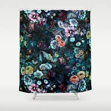 Zoological Shower Curtain by Wallart Shower Curtains Society6