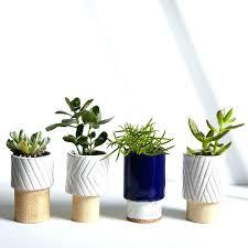 window planters indoor planters indoor concrete windowsill planter modern indoor pots and