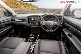 mitsubishi sport interior mitsubishi outlander 2018 review price features whichcar