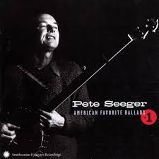 Faverit Pete Seeger American Favorite Ballads Vol 1 Amazon Com Music