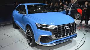 audi q8 2017 out range rover it s the audi q8 concept suv top gear