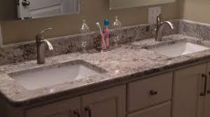 Bathroom Vanity Granite Countertop Impressive Granite Bathroom Countertops Higrand Co In Vanity Tops