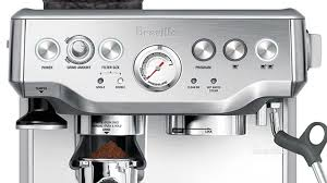 breville the barista express espresso machine bed bath u0026 beyond