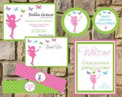 fairy party invitations printable free fairy pinterest fairy