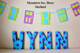 monsters inc baby shower decorations monsters inc decor home decorating ideas