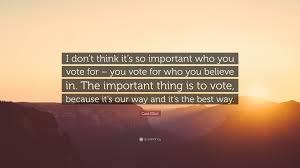 cass elliot quote u201ci don u0027t think it u0027s so important who you vote