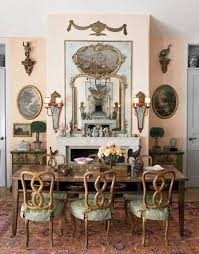 Antique Home Decor Dining Room French Vintage Home Decor Decorating With Vintage