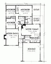 Design Basics One Story Home Plans by Home Design One Story House Plans With Open Floor Basics Within