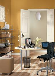 easy orange home office walls color venetian gold hallway wall