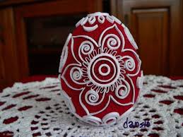 Decorating Easter Eggs With Origami Paper by 84 Best Quilled Easter Images On Pinterest Easter Eggs Quilling