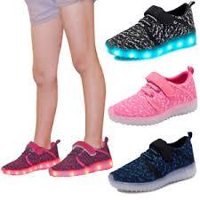 led light up shoes led light up shoes trainers luminous sneakers children kids boys