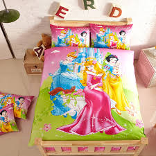 Disney Princess Twin Comforter Aurora Snow White U0026 Cinderella Bedding Set Ebeddingsets