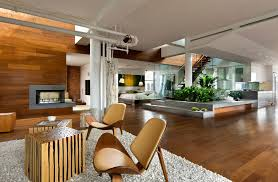Nature Concept In Interior Design Broadway Penthouse By Joel Sanders Architect Caandesign